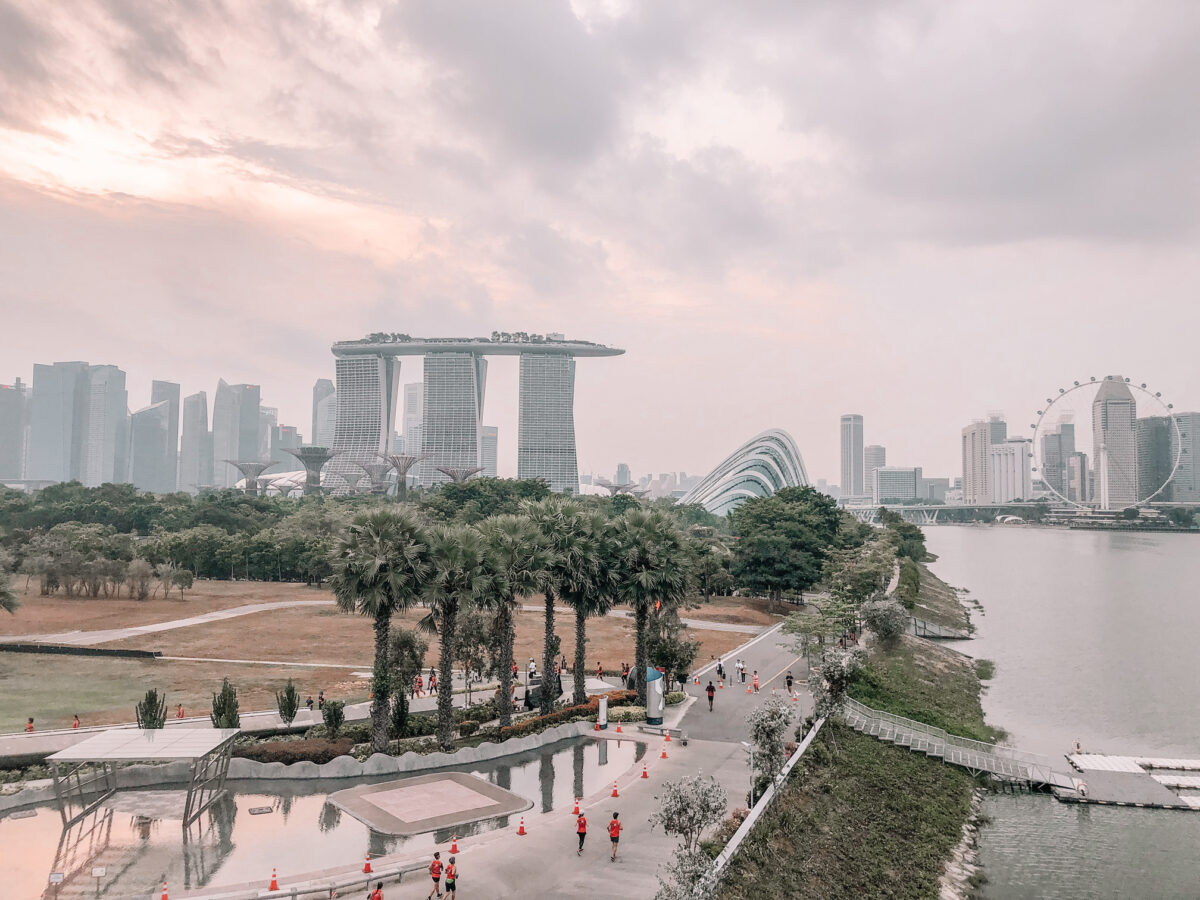 Singapore itinerary for families