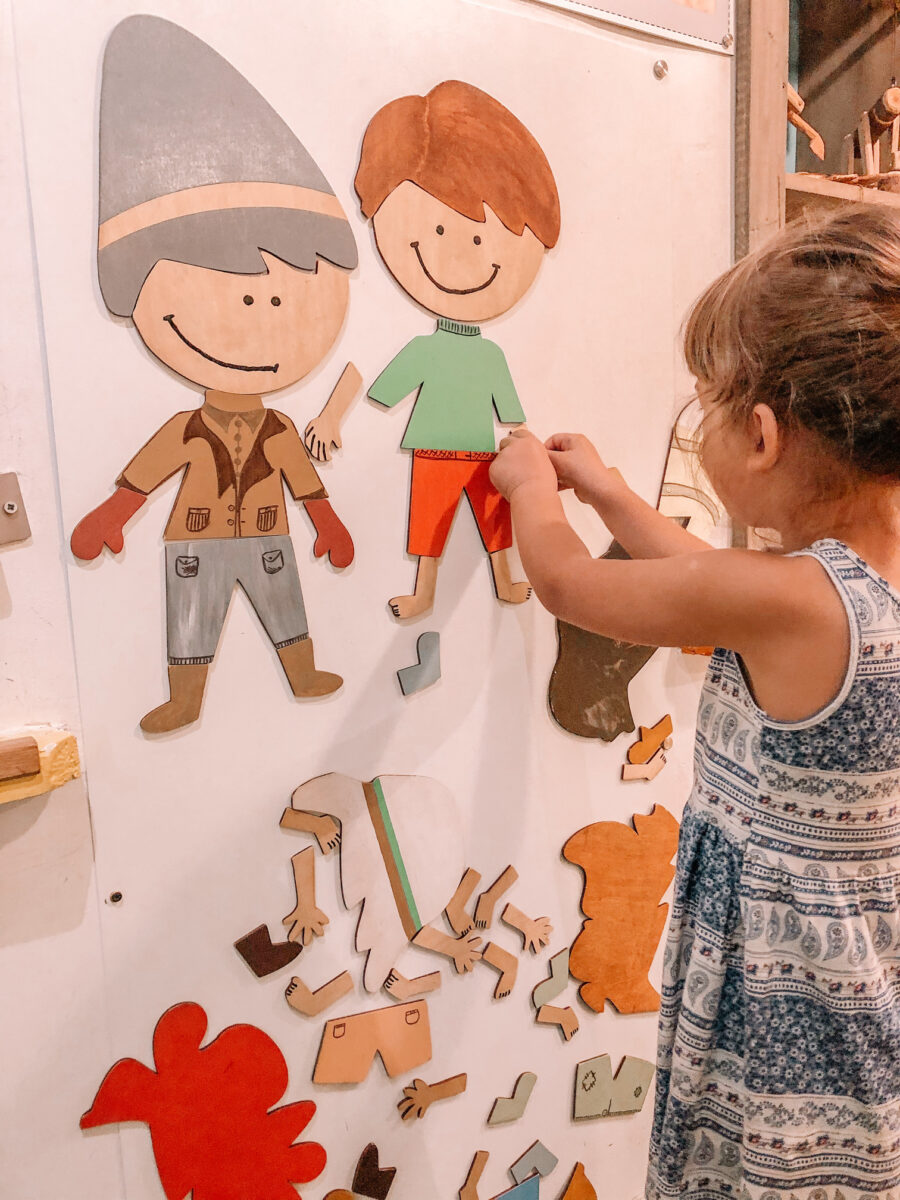 things to do with kids in Vilnius